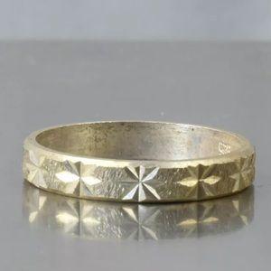 🎀5/$25!  Sterling Starburst Ring